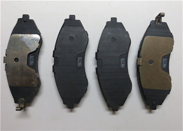 China 96446742 96496765 Automobile Chassis Brake Pad Parts Organic And Ceramic Brake Pads supplier