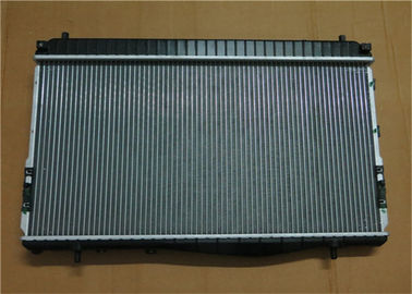 China Optra Lacetti Daewoo Mt Automotive Radiators 96553378 With Black Plastic Tank supplier