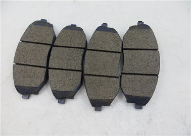 Auto Brake Pad Replacement For GM / Daewoo Noise Free OEM 96405129
