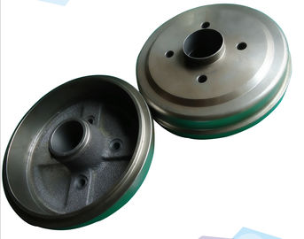 China Brake Pad Replacement Rear Brake Drum For Chevrolet Aveo / Lova OEM 96473233 6470999 supplier