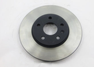 China Black / Silver Color Chevrolet Brake Disc Rotor OEM 13502320 For Auto Spare Parts supplier