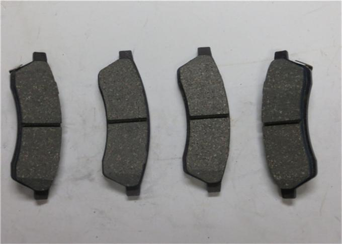 Epica Automobile Chassis Parts Rear Brake Pad Parts OE 96475028 96496763