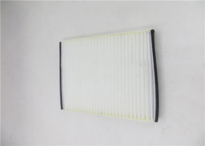 Cabin Air Automotive Filters With Double Non - Woven Fabrics