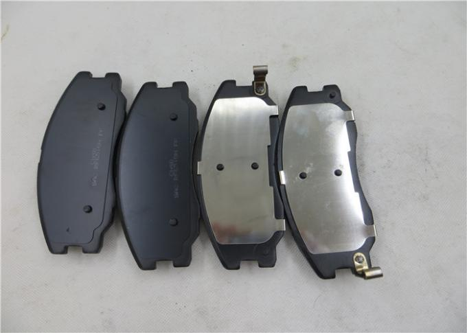 Auto Front Brake Pad Parts For Chevrolet Aveo With Semi - metallic  96534653