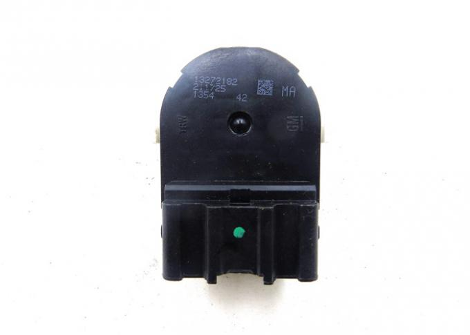 Black Automobile Rubber Parts Chevrolet Cruze  Regal Window Lifter Switch OEM 13272182