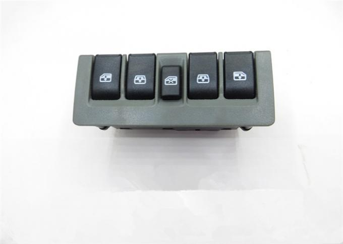 OEM 9005041 EFI Auto Parts Grey And Black Window Lift Switch For Chevrolet