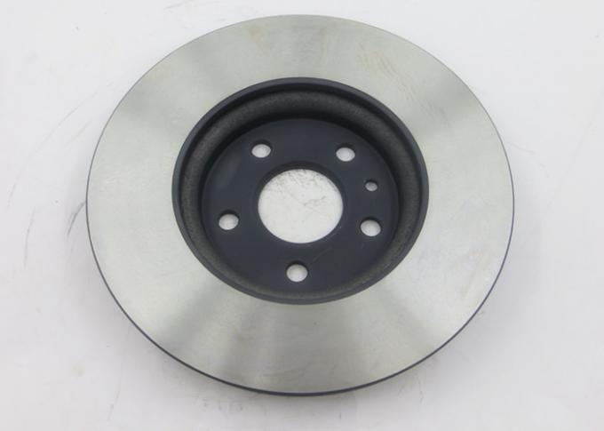 Black / Silver Color Chevrolet Brake Disc Rotor OEM 13502320 For Auto Spare Parts