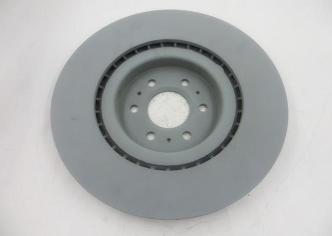 OEM 25750248 Cadillac Brake Disc With 12 Months Warranty / High Performance Brakes