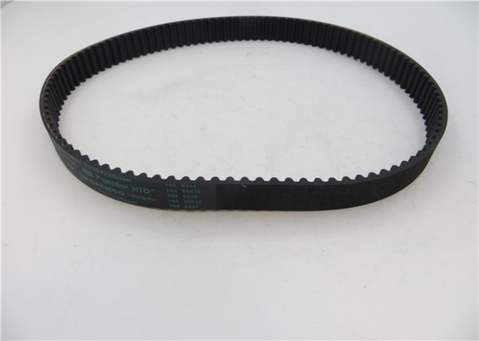 Auto Parts Rubber Timing Belt For Chevrolet / GM / Daewoo Engine System OEM 96352965